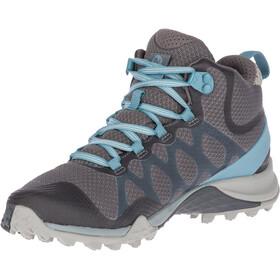 Merrell Siren 3 GTX Mid-Cut Schuhe Damen blue smoke